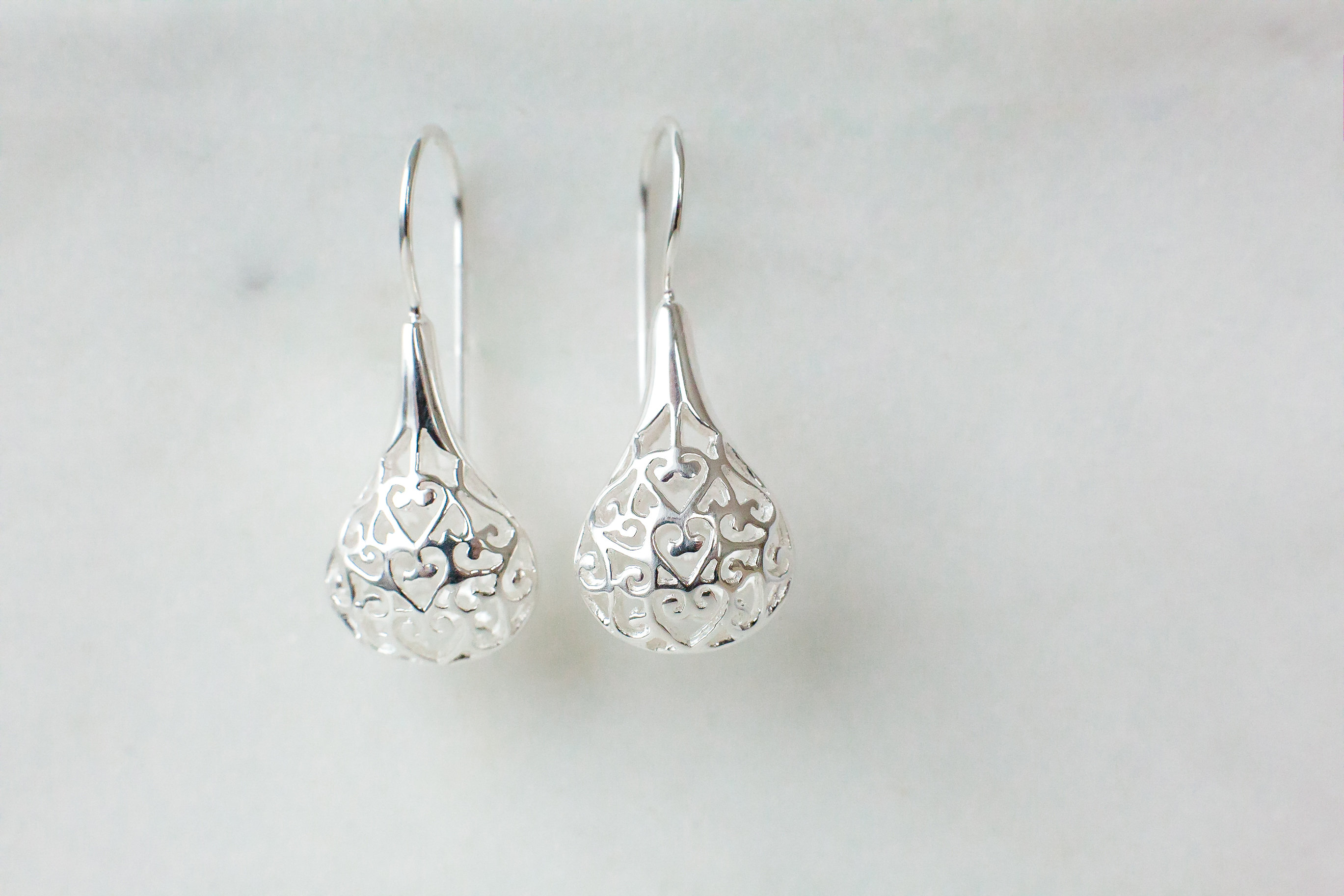 filigree bali sterling silver product souls earrings